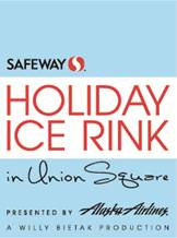Last Chance – Safeway Holiday Ice Rink in Union Square