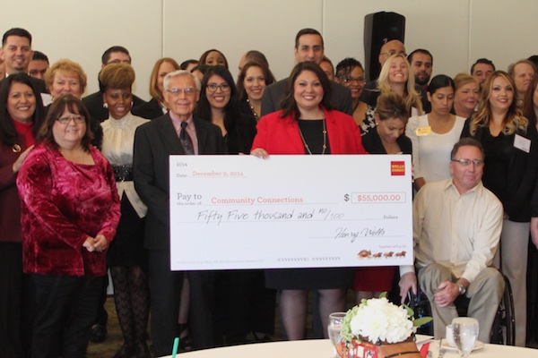Wells Fargo Donates $55,000 to Nonprofits and Schools in the Inland Empire