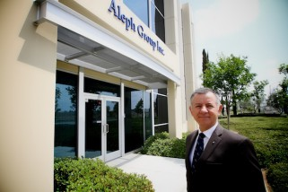 Aleph Group, Inc. Receives Region IX Award | 2015 Exporter of the Year