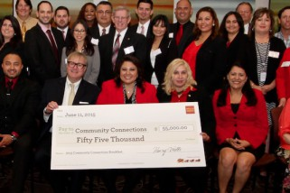 Corporate Giving and Community Involvement | Wells Fargo