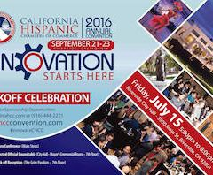 Event   Annual State Wide Convention – CAHCC