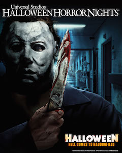 "All-New Haunted Maze Inspired by the Second Film in Iconic Slasher Series, ""Halloween"