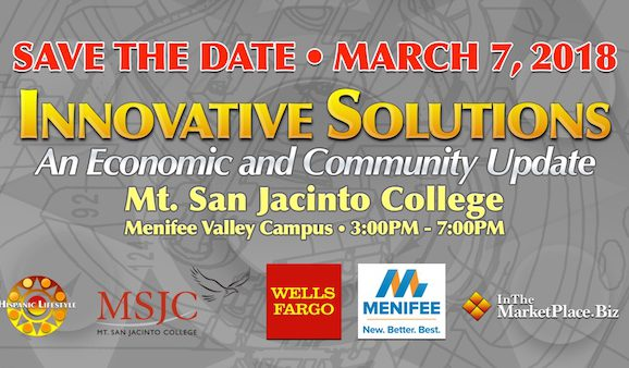 Economic Summit | March 7, 2017 – Innovation Solutions an Economic and Community Update