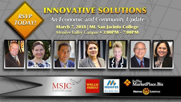 Economic Summit | March 7, 2017 – Innovative Solutions an Economic and Community Update