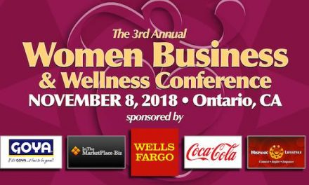 3rd Annual Women Business & Wellness Conference | Nov 8. 2018