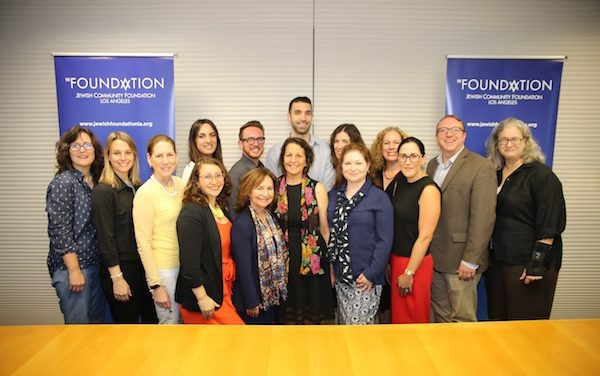 Jewish Community Foundation Announces over $2 million in Grants
