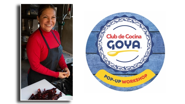 Goya Club de Cocina Launches Pop-Up Workshops