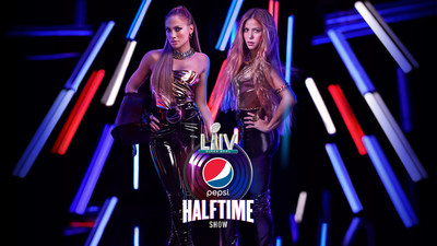 Jennifer Lopez and Shakira PEPSI SUPER BOWL LIV HALFTIME SHOW on FOX