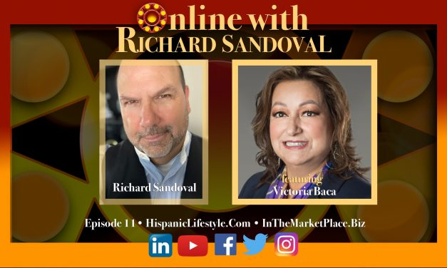 Episode 11 | Online with Richard Sandoval featuring Victoria Baca