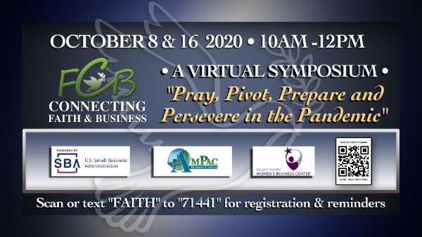 Connecting Faith & Business Virtual Symposium Day One